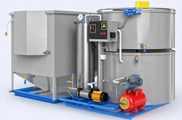 Системы оборотного водоснабжения автомоек